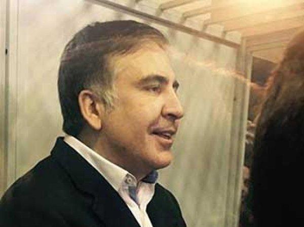 Саакашвили на суде в Киеве объявил себе военнопленным Путина