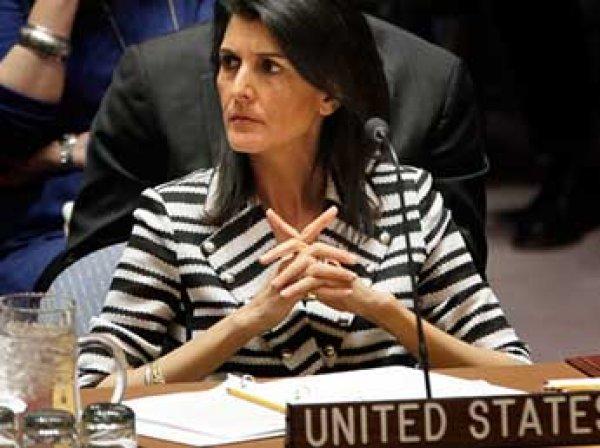 Постпред США при ООН Хейли взбесила Трампа своей позицией по поводу секс-скандалов