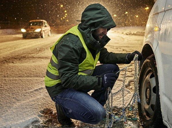 Водителей обязали надевать светоотражающие жилеты при вынужденных остановках