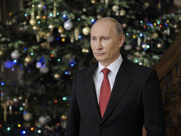 Стало известно, с кем и где встретит Новый год Владимир Путин
