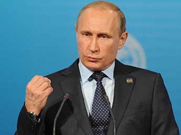 Путин ответил на вопрос об участии в выборах 2018 года
