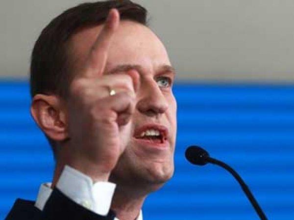 Из-за отказа пустить Навального на выбора Евросоюз усомнился в демократичности ЦИК
