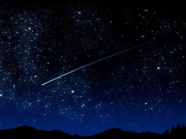 Мощный звездопад порадует россиян на новогодние праздники