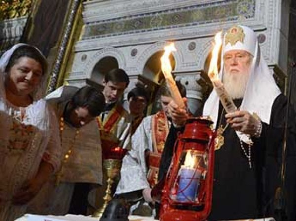 Обнародован полный текст письма Филарета к патриарху Кириллу