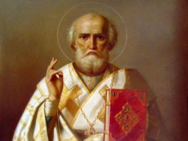 Какой сегодня праздник: 19 декабря 2017 отмечается церковный праздник День святого Николая
