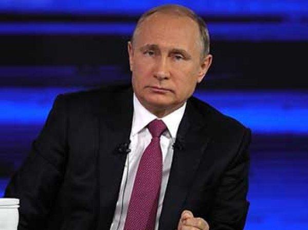 Путин отказался от идеи бойкота Олимпиады