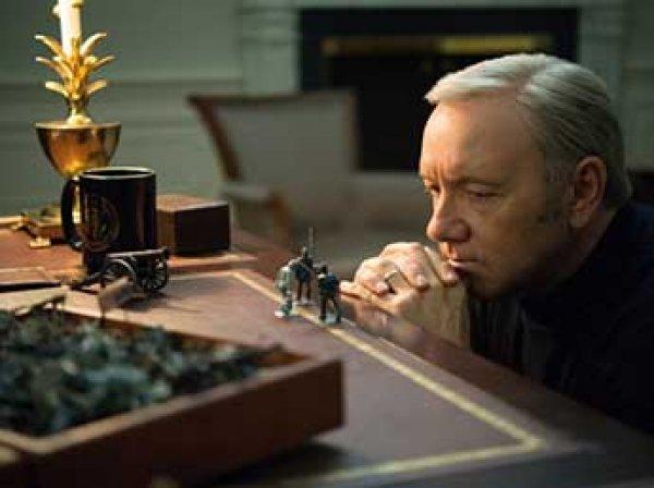 """Стало известно, как закончится """"Карточный домик"""" без Кевина Спейси"""