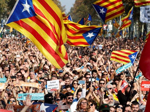 На выборах в парламент Испании победили сторонники независимости Каталонии