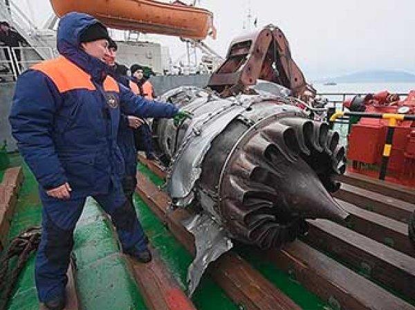 Спустя год СКР исключил версию взрыва на борту рухнувшего в районе Сочи Ту-154