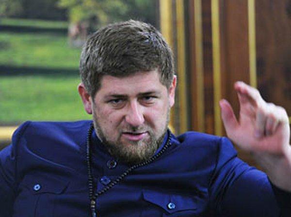 Facebook объяснил блокировку страницы Кадырова