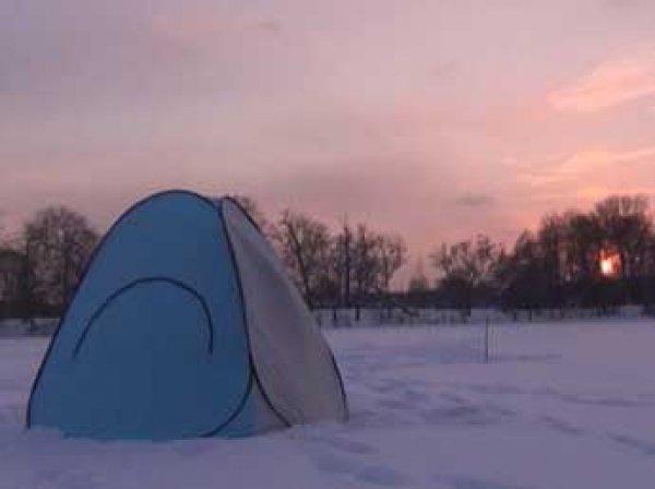 Под Барнаулом нашли палатку с телами двух рыбаков и девушкой в коме