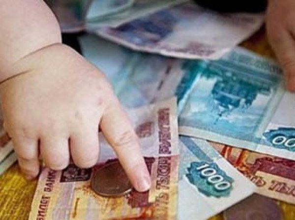 Госдума приняла закон о новых выплатах первенца