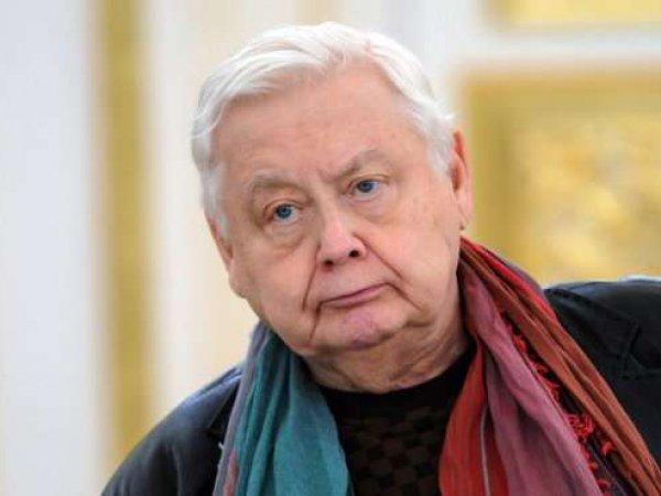 СМИ: медики ввели Олега Табакова в искусственную кому