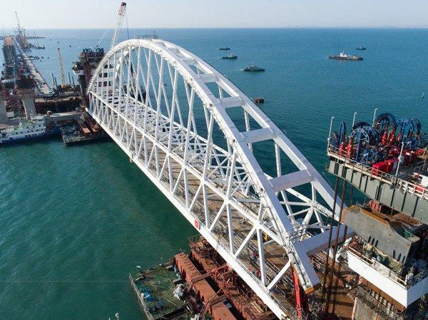 Украинский генерал заявил, что Крымский мост уязвим к ударам ракет
