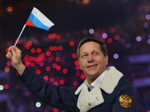 Глава ОКР заявил о снятии санкций с российских спортсменов
