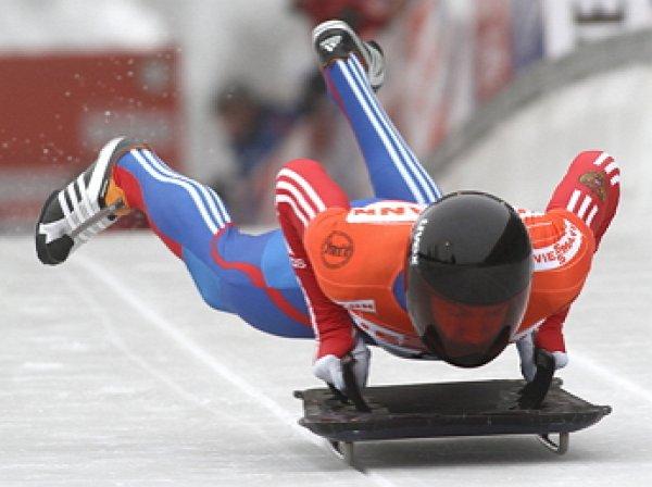 Российских скелетонистов допустили к соревнованиям