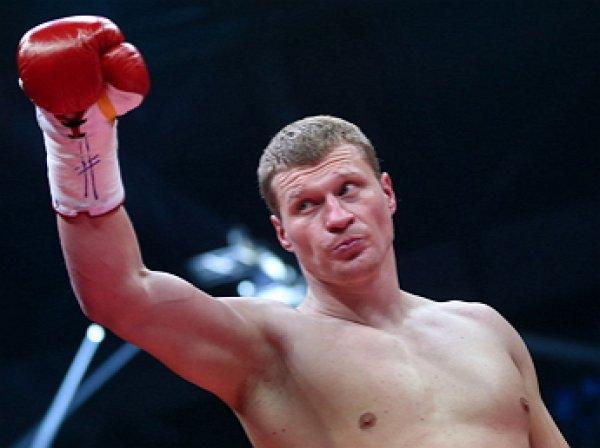 Бой Поветкин - Хаммер завершился победой россиянина (ВИДЕО)
