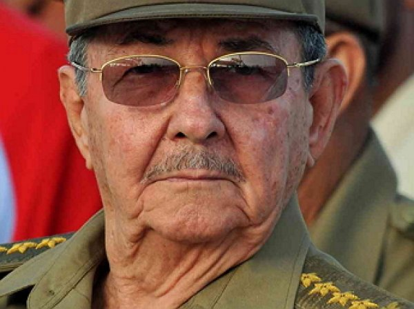 Названа дата отставки Рауля Кастро