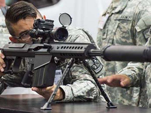 Госдеп США одобрил поставки стелкового оружия на Украину