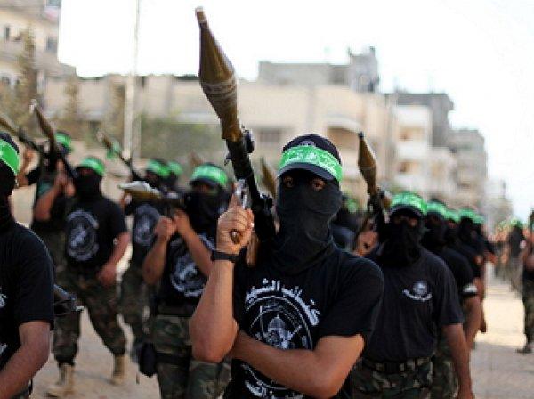 Палестинское движение ХАМАС объявило о начале третьей интифады