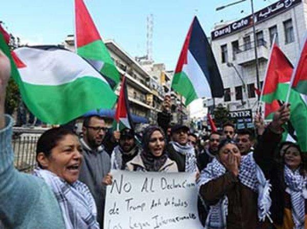 Арабские государства поставили ультиматум США из-за решения по Иерусалиму
