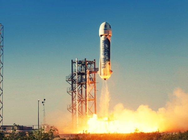 В США испытали пилотируемый космический корабль
