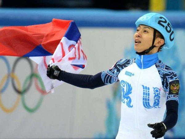 Шорт-трекист Виктор Ан намерен выступить на Олимпиаде 2018 под нейтральным флагом