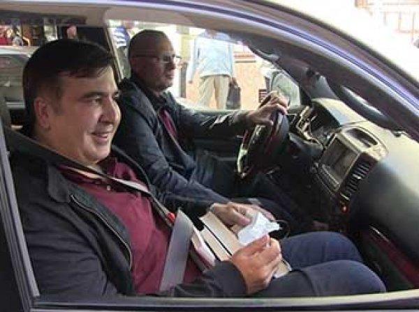 Генпрокуратура Украины заявила, что Саакашвили получил  тысяч из России