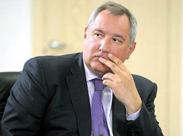 """Рогозин показал, как российские ученые научили таксу дышать """"под водой"""""""