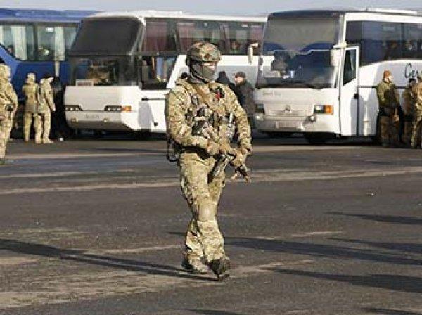 Начался обмен пленными между Украиной и Донбассом