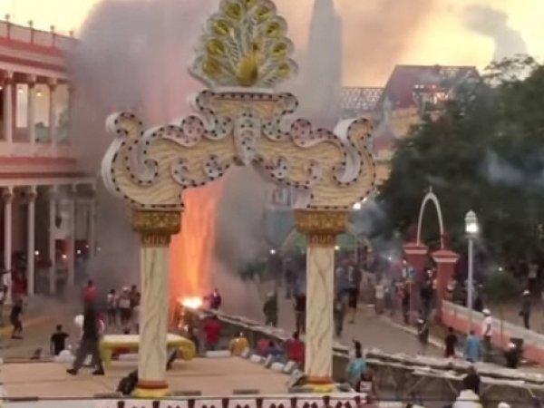 На Кубе из-за взрыва на фестивале фейерверков пострадали 39 человек