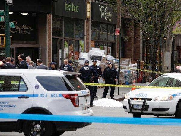 СМИ в Нью-Йорке на Манхэттене прогремел взрыв