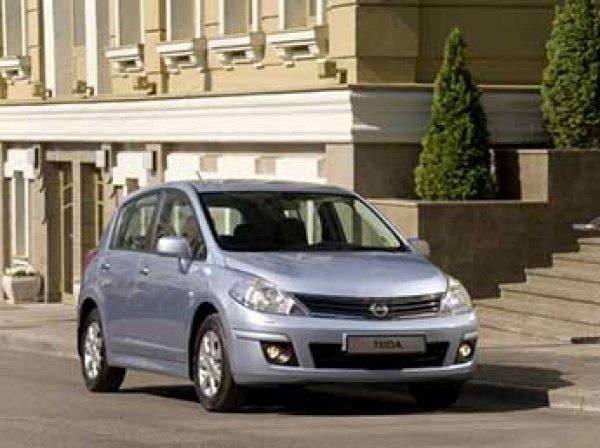Nissan отзывает в России 128 тысяч автомобилей Note и Tiida