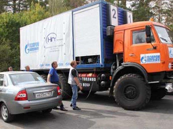 """Путин объяснил массовое увольнение водителей """"Газпрома"""""""