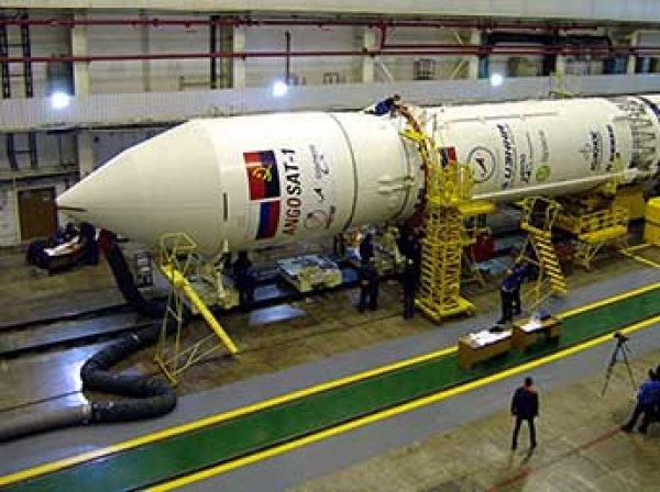 «Роскосмос» заявил о восстановлении связи со спутником «Ангосат»