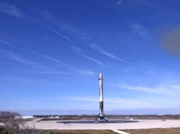SpaceX впервые запустила к МКС использованный Dragon на использованной ракете