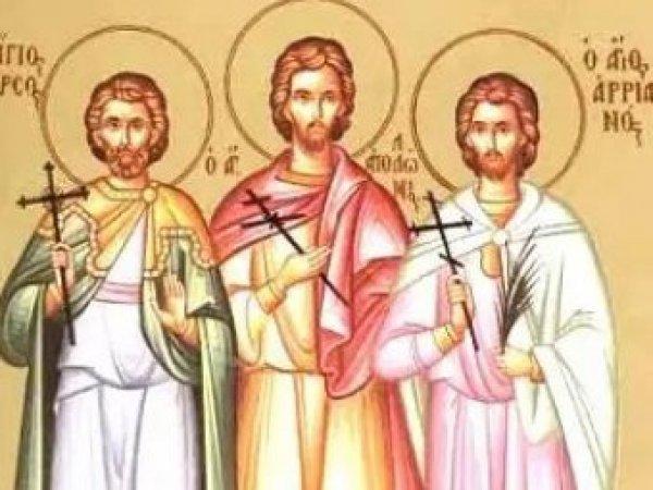 Какой сегодня праздник: 27 декабря 2017 отмечается церковный праздник Филимонов день