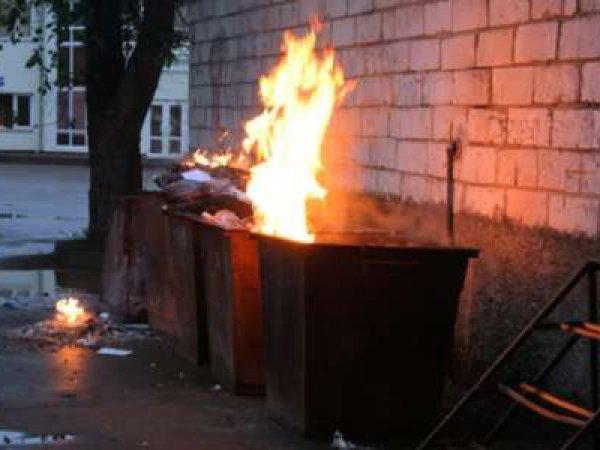Житель Москвы сжег бездомного