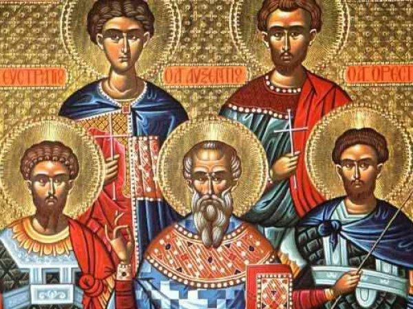 Какой сегодня праздник: 26 декабря 2017 отмечается церковный праздник Евстратиев день