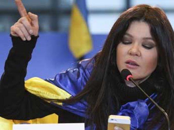 Певица Руслана заявила, что украинцы произошли от шумеров