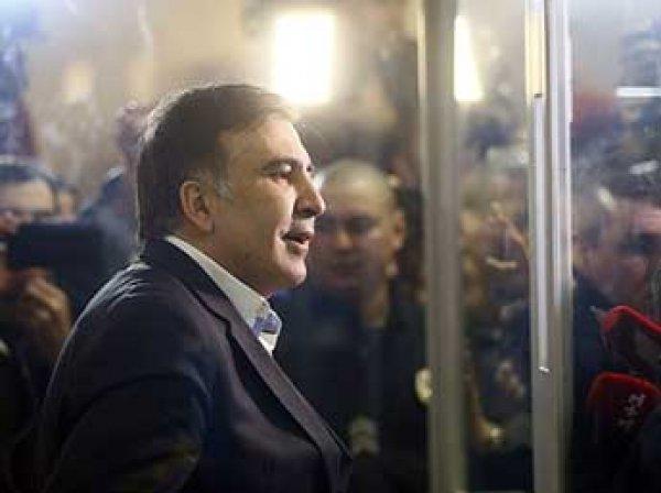 Суд Киева назначил Саакашвили ночной домашний арест