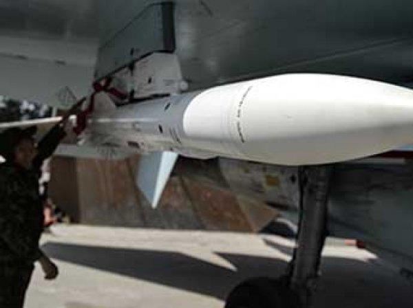 Минобороны показало видео уничтожения атаковавших авиабазу Хмеймим боевиков