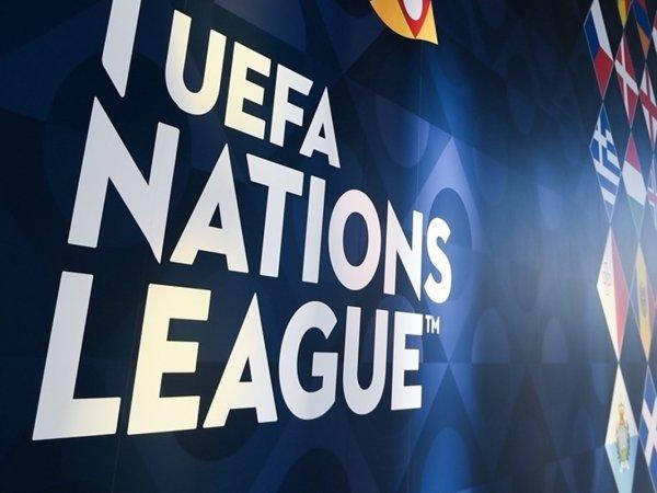 Результаты жеребьевка Лиги наций по футболу озвучены в Ньоне