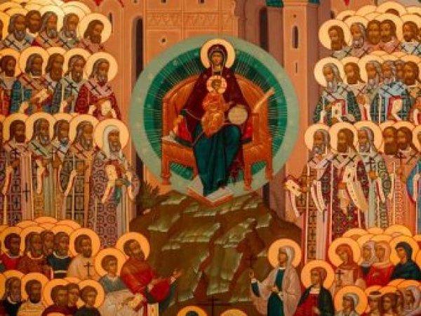 Какой сегодня праздник: 8 января 2018 года отмечается церковный праздник Собор Пресвятой Богородицы