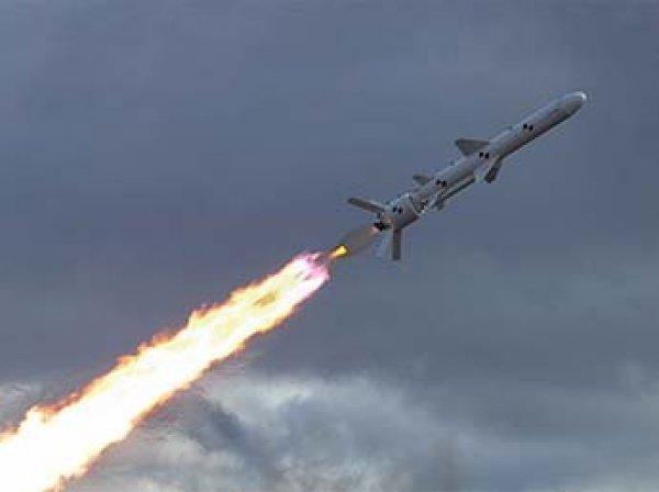 В Сеть попало видео испытаний первой украинской крылатой ракеты