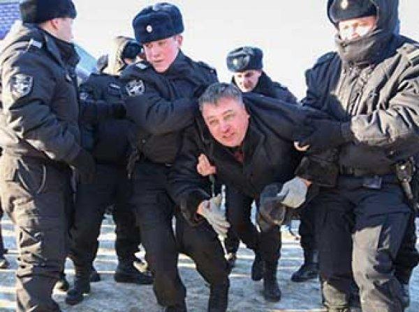 На акциях Навального в России задержали 350 человек