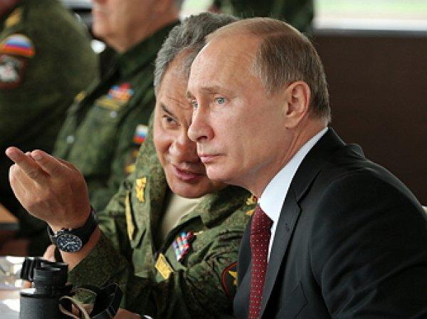 Путин изменил ответ солдат на благодарность командиров
