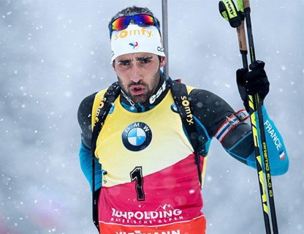 Фуркад выиграл пасьют на этапе Кубка мира по биатлону, Шипулин – 12-й