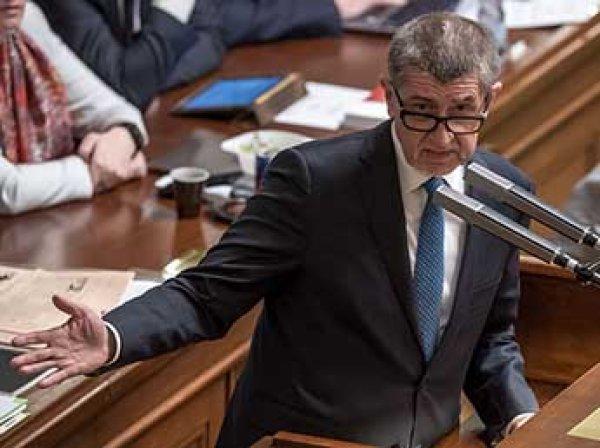 Правительство Чехии внезапно ушло в отставку