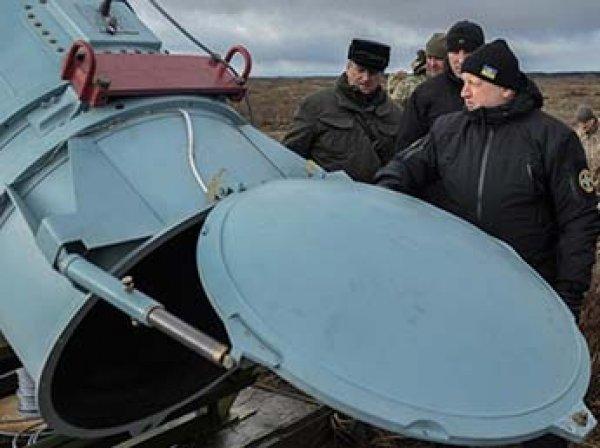 В Сети посмеялись над запуском Украиной своей первой крылатой ракеты